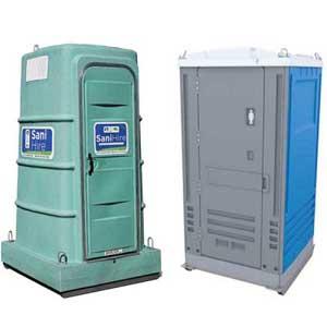 portable toilet pump out service