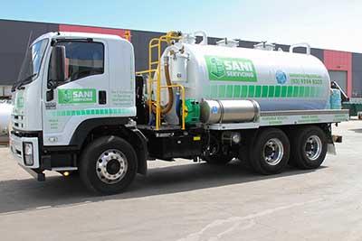 NSW Toilet & Waste Tank Service