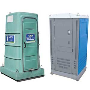 portable toilet pump out service
