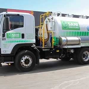 liquid waste removal